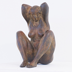 Kunsthandel Hagemeier, Künstler: Josef Scharl, Viyayarutha (1951)