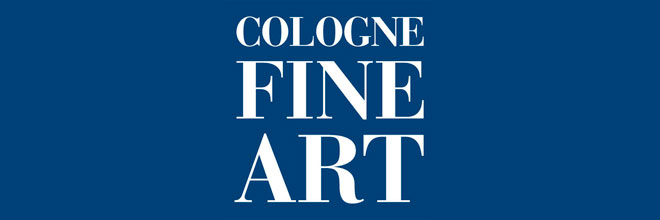 Our art gallery is taking part in the art fair Cologne Fine Art (November 21 to 25, 2018).