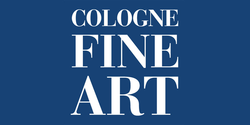 Cologne Fine Art 2017 (22. bis 26. November)