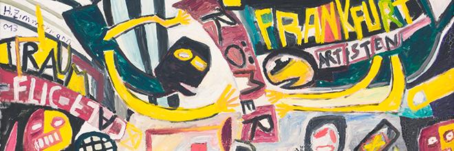 Buy original art of the German painter Heinz Zimmermann at our gallery.