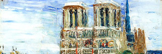 Buy original art of the French painter Lucien Génin (Post-Impressionism) at our gallery.