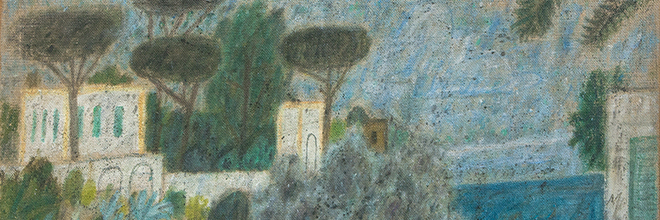 Buy original art of the German painter Max Peiffer Watenphul (Expressionism) at our gallery.