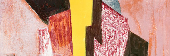 Buy original art of the Russian painter Serge Poliakoff (Abstract Painting, Informel) at our gallery.